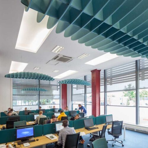 John-Atkinson-Interiors-Acoustics - Ceilings