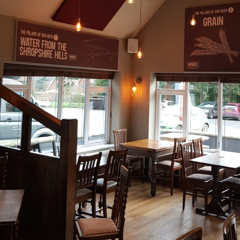 Acoustic Installation At The Plough Brewery Tap – Wistanstow