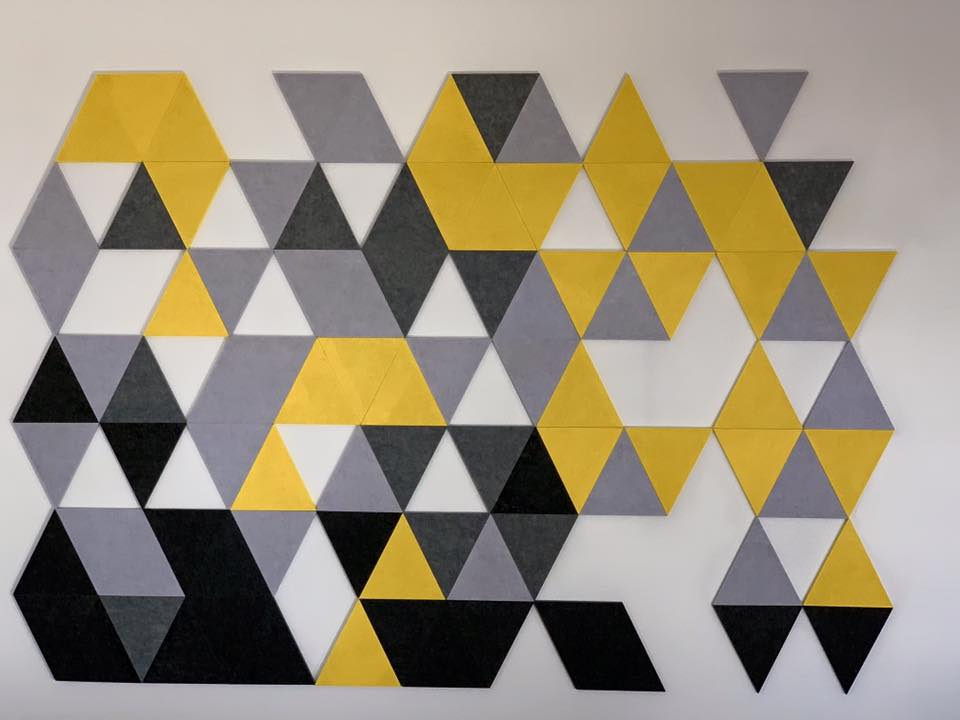 Acoustic Panel Project Barnsley