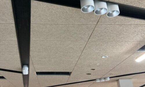 Heradesign Suspended Ceiling Installation