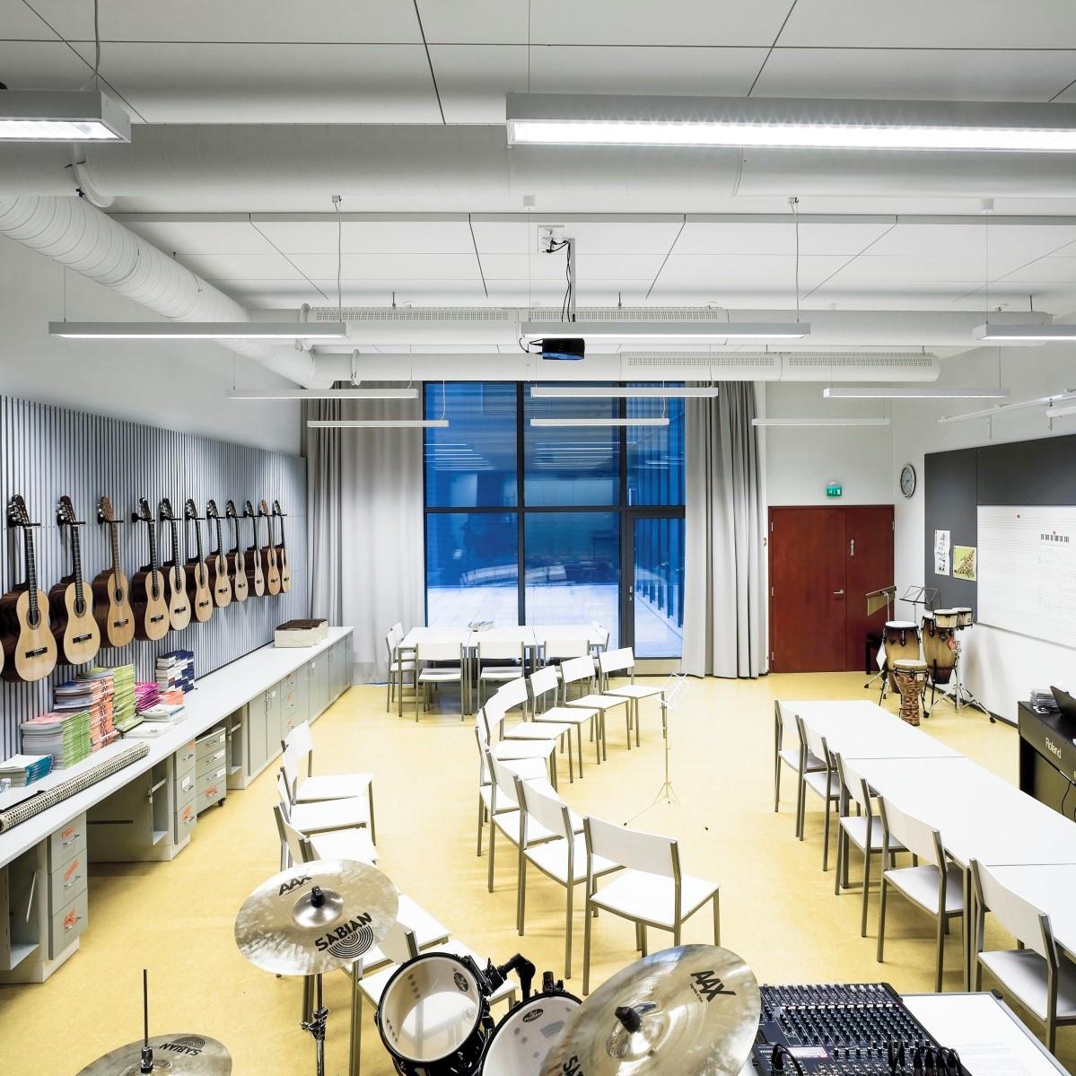 Ecophon Acoustic Solutions - John Atkinson Acoustics