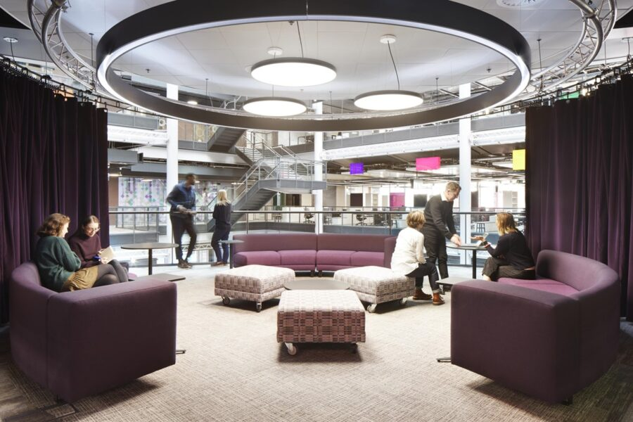 John-Atkinson-Interiors-Acoustics- Suspended Ceilings