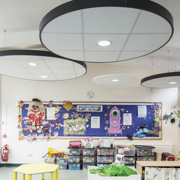 Suspended ceilings - Armstrong - John Atkinson Interiors and Acoustics