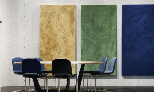 Sound Absorbing Panels For Offices Installation - John Atkinson Interiors