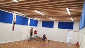 church hall and community centre acoustics