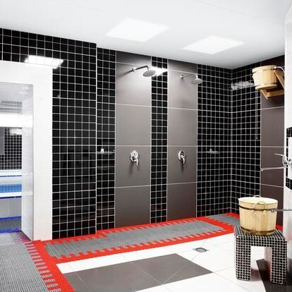 Acoustic Treatments In Wet Areas - John Atkinson Interiors And Acoustics